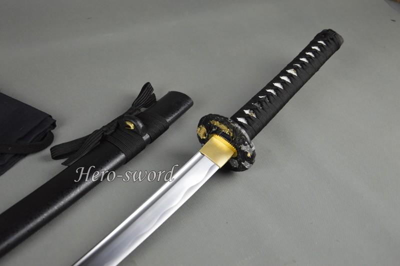 Japanese Katana New Cloud Dragon Tsuba Samurai Sword Guard Alloy Sword Fitting
